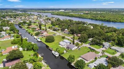 Fort Myers Single Family Home For Sale: 12413 River Rd