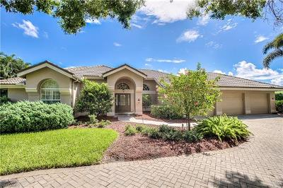 Estero Single Family Home For Sale: 20225 Country Club Dr
