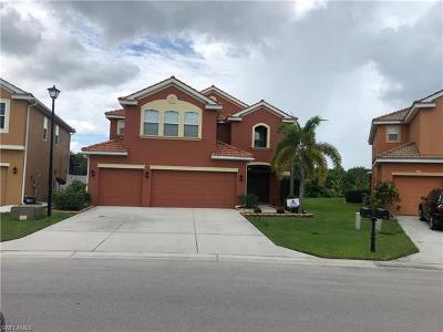Fort Myers Single Family Home For Sale: 9342 Via Murano Ct