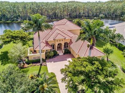 Estero Single Family Home For Sale: 22091 Reserve Estates Dr