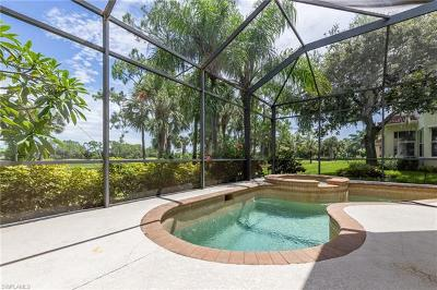 Naples Single Family Home For Sale: 8551 Chase Preserve Dr