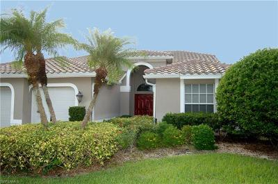 Fort Myers Single Family Home For Sale: 9420 Olde Hickory Cir