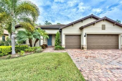 Fort Myers Single Family Home For Sale: 11012 Castlereagh St