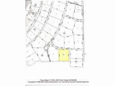 Beverly Hills FL Residential Lots & Land For Sale: $75,000