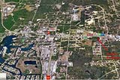Citrus County Residential Lots & Land For Sale: W Gulf-To-Lake Highway