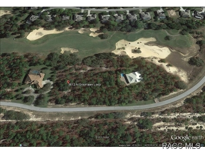 Residential Lots & Land For Sale: 3812 Grayhawk Loop