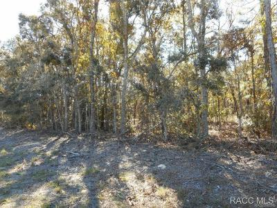 Residential Lots & Land For Sale: 5579 N Mallows Circle