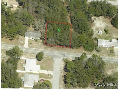 Residential Lots & Land For Sale: 1410 Old Floral City Road