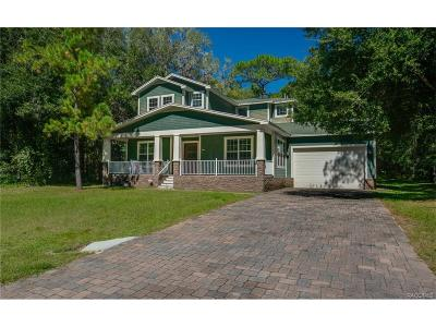 Citrus Springs Single Family Home For Sale: 9991 N Athenia Drive