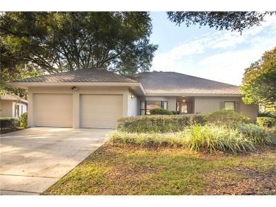 Lecanto Single Family Home For Sale: 3010 W Bermuda Dunes Drive