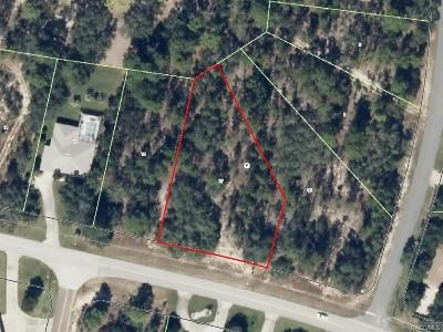 Citrus County Residential Lots & Land For Sale: 46 Cypress Boulevard E