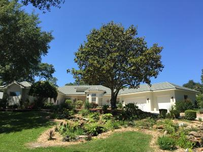 Lecanto Single Family Home For Sale: 3362 N Hammock Dunes