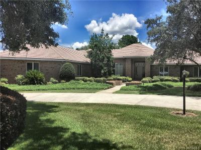 Lecanto Single Family Home For Sale: 3575 N Grayhawk Loop