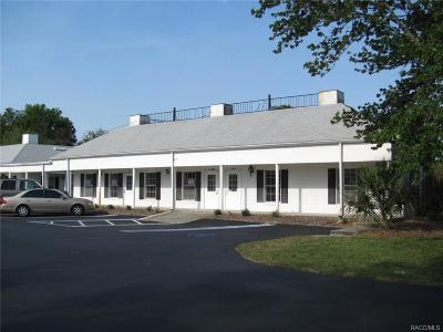 Crystal River Commercial For Sale: 9030 W Fort Island Trail Trail