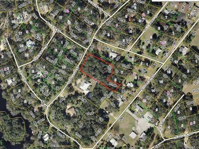 Inglis Residential Lots & Land For Sale: Lot 4 S Inglis Avenue
