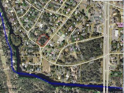 Inglis Residential Lots & Land For Sale: Lot 1 S Inglis Avenue