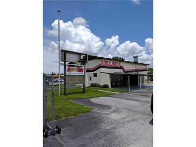 Crystal River Commercial For Sale: 1113 Hwy 44