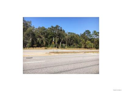 Hernando Residential Lots & Land For Sale: 1435 E Norvell Bryant Highway