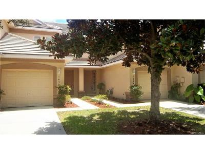 Lecanto FL Condo/Townhouse For Sale: $122,900