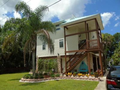 Crystal River Single Family Home For Sale: 1424 SE 5th Avenue