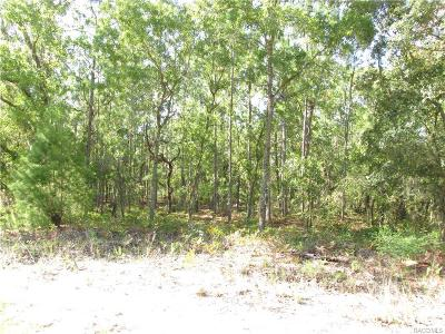 Citrus Springs Residential Lots & Land For Sale: 3832 W Fantasy Lane