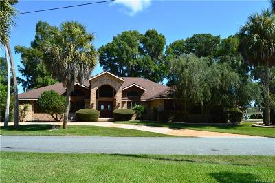 Inverness Single Family Home For Sale: 1205 S Estate Point