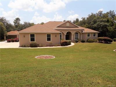Pine Ridge Single Family Home For Sale: 1924 W Begonia Drive