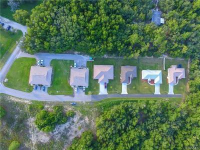 Hernando Multi Family Home For Sale: 2560 E Constance Court