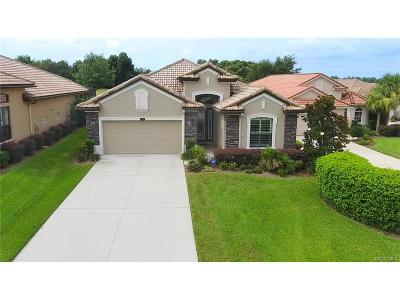 Hernando FL Single Family Home For Sale: $414,500