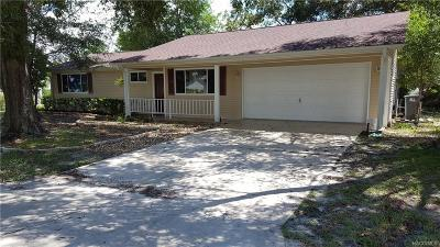 Ocala Single Family Home For Sale: 8246 SW 108th Loop