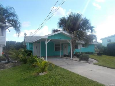 Homosassa FL Single Family Home For Sale: $485,000