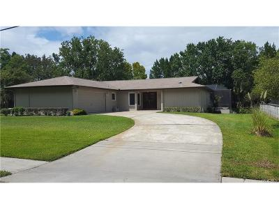 Crystal River Single Family Home For Sale: 220 SE Kings Bay Drive