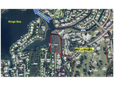 Crystal River Residential Lots & Land For Sale: 1150 N Midiron Point