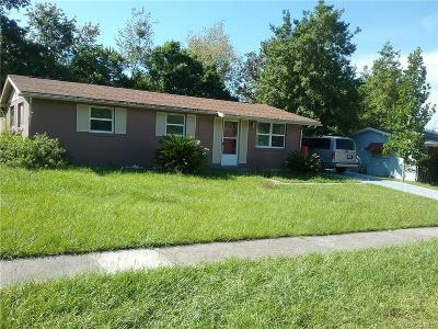 Citrus Springs Single Family Home For Sale: 2174 W Devon Drive