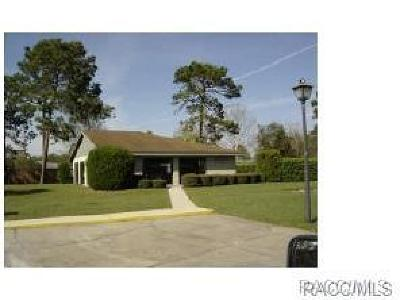 Homosassa Condo/Townhouse For Sale: 8440 W Earl Loop Loop #2