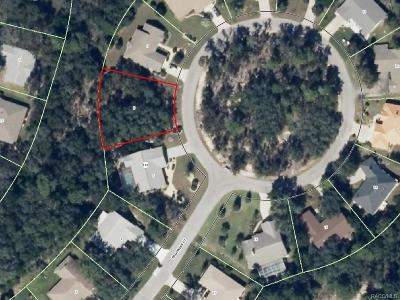 Sugarmill Woods Residential Lots & Land For Sale: 11 Begonias Court