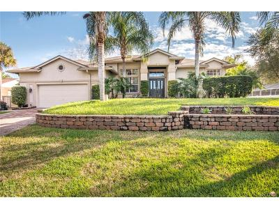 Crystal River Single Family Home For Sale: 2142 N Watersedge Drive