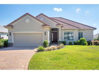 Hernando FL Single Family Home For Sale: $399,900