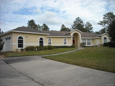 Pine Ridge Single Family Home For Sale