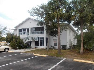 Crystal River Condo/Townhouse For Sale: 943 SE Mayo Drive