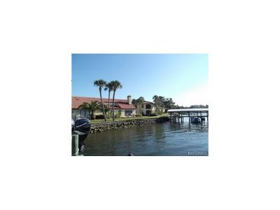 Crystal River Condo/Townhouse For Sale: 389 NW 14th Place