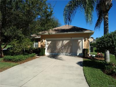 Citrus Hills - Brentwood Single Family Home For Sale: 1863 W Crystal Mae Path
