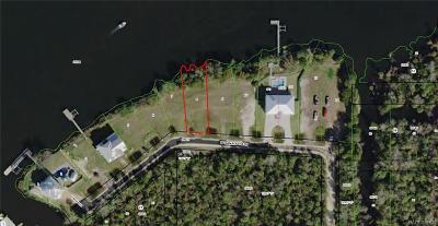 Homosassa Residential Lots & Land For Sale: 10915 W Xanadu Path