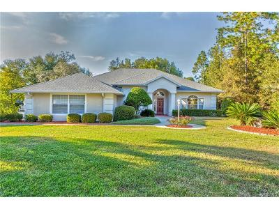 Single Family Home For Sale: 9718 SW 195th Circle