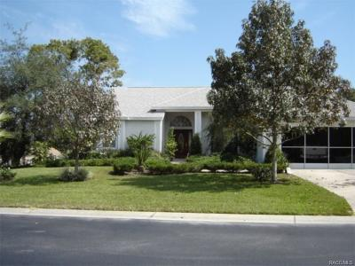 Lecanto FL Single Family Home For Sale: $210,000