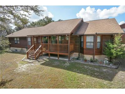 Lecanto FL Single Family Home For Sale: $463,500