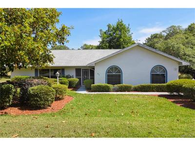 Citrus County, Levy County, Marion County Rental For Rent: 85 E Keller Court