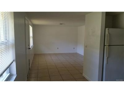 Citrus County, Levy County, Marion County Rental For Rent: 9663 W Poplar Street