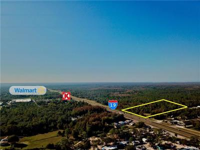 Residential Lots & Land For Sale: 6480 S Suncoast Boulevard