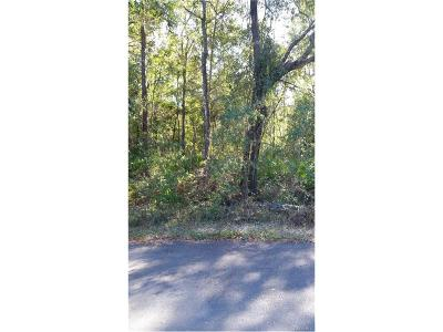 Citrus County Residential Lots & Land For Sale: 9770 W Watermelon Lane